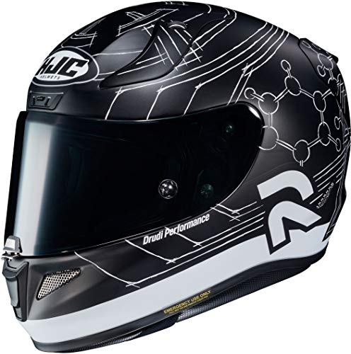 HJC RPHA11 IANNONE 29 REPLICA BLACK MC5SF S