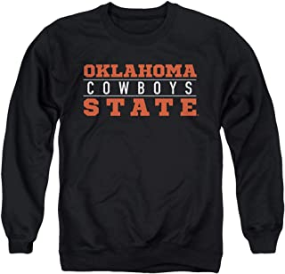 Oklahoma State University Official Between The Lines Unisex Adult Crewneck Sweatshirt