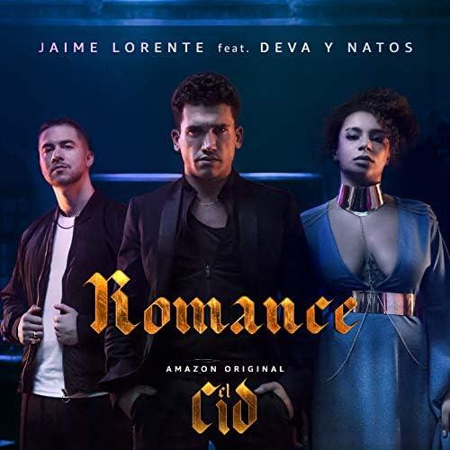 Jaime Lorente, Natos y Waor & Deva