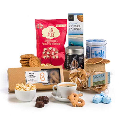Hay Hampers - Coffee Break - Coffee Lovers Hamper Gift Box - Free UK Delivery