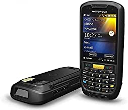 Zebra/Motorola MC45 Mobile Computer - Wi-Fi, 3G, Bluetooth, GPS, 1D Laser Scanner, 3.2MP Camera, WEHH 6.5, 256MB/1G, Numeric key, IF Cable Not Included . . . (1 (Renewed)