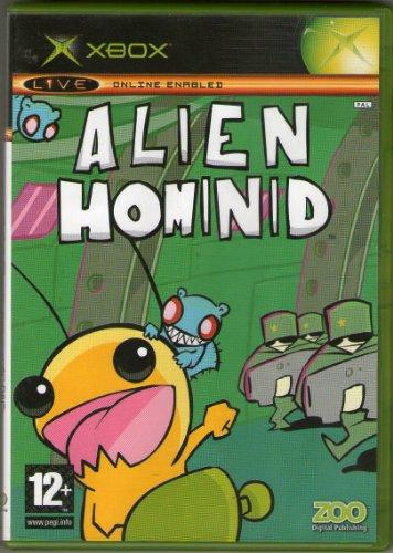 Alien Hominid Xbox Ver. Reino Unido