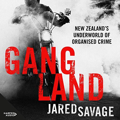 Gangland cover art