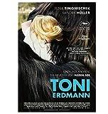 Toni Erdmann Filmplakate und Drucke Gemälde Druck auf
