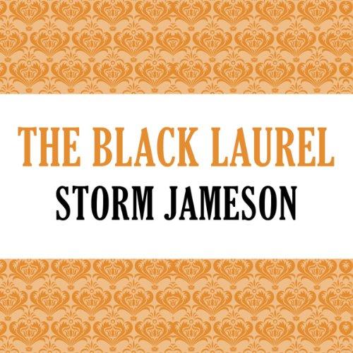 The Black Laurel audiobook cover art