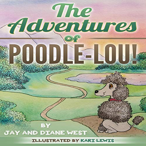 The Adventures of Poodle-Lou! cover art