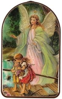 Guardian Angel Plaque 5.5