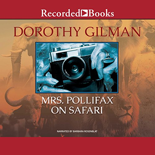 Mrs. Pollifax on Safari  By  cover art