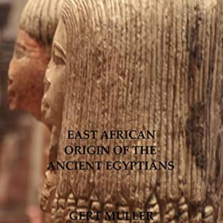 East African Origin of the Ancient Egyptians cover art