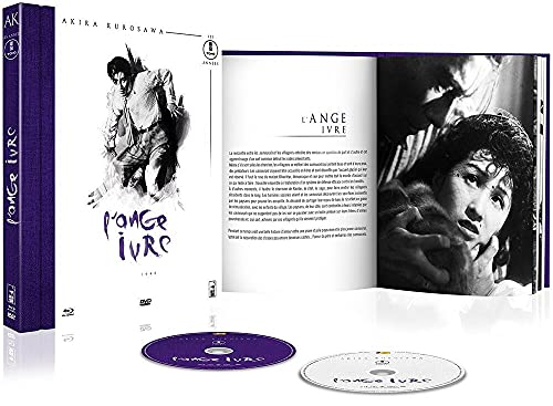 L'Ange Ivre [Blu-Ray]