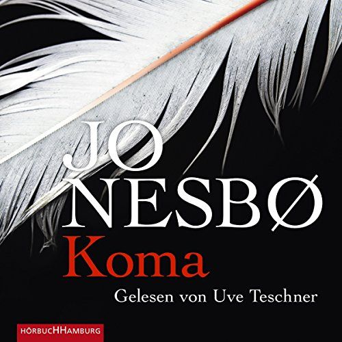 Koma audiobook cover art