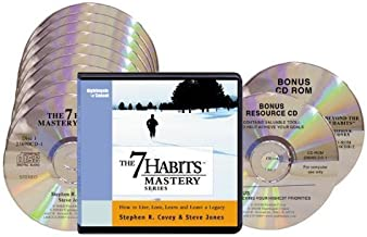 The 7 Habits Mastery Series (9 Compact Discs/2 CD-ROMs/PDF Workbook)