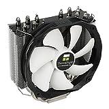 Thermalright 100700543 True Spirit 140 Power, High End CPU-Kühler Für Intel Und AMD CPUs, 6X 8 mm Heatpipes, TY 147 PWM-Lüfter (300-1.300 U/Min, 15-21 dBA, 28,7-125 m³/h)