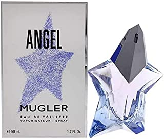 Thierry Mugler Angel Standing Stars Eau de Toilette Spray for Women, 50 ml