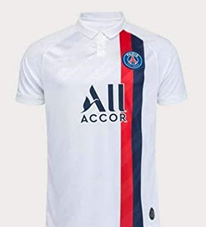 Soccer New PSG Paris White Blanca Third Jersey 2019-2020