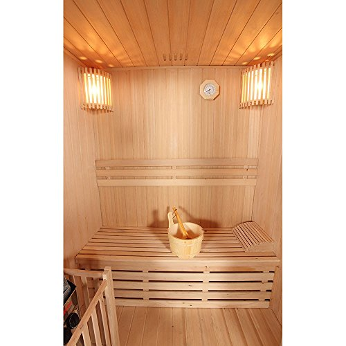 Home Deluxe - Traditionelle Sauna - Skyline L