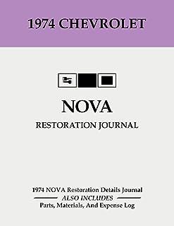1974 NOVA Restoration Journal: Detail the progress and process of your '74 Nova restoration. Track and record parts purcha...