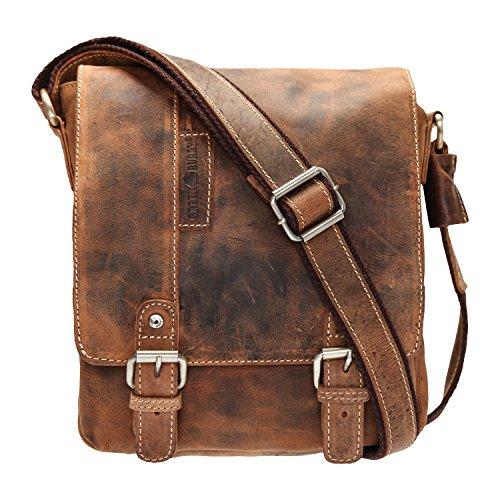 Greenburry Vintage Handtasche braun, 1812-25
