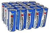Agfaphoto Pila alcalina LR1 / N/Lady / MN9100 1,5 V, 20 unidades