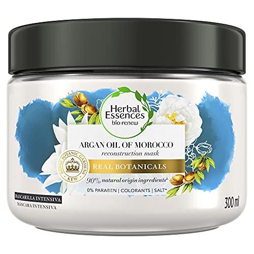 Máscara Intensiva Bio Renew Reconstrução com Óleo de Argan 300 ml, Herbal Essences