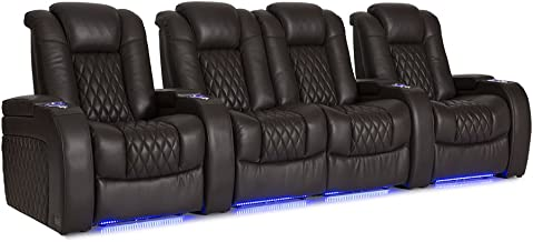 Best leather home theatre seating Reviews