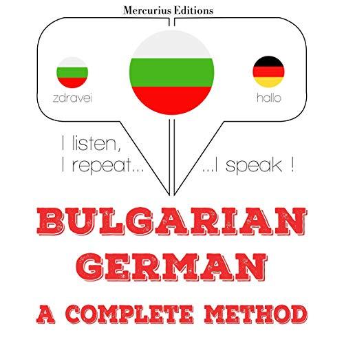 Bulgarian - German. A complete method cover art