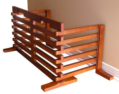 Dog Gate-n-Crate for Small to Medium Size Dogs,...