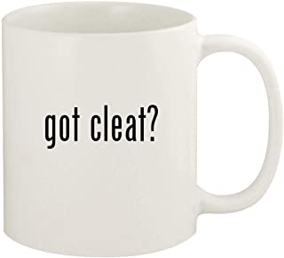got cleat? - 11oz Ceramic White Coffee Mug Cup, White