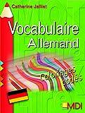 Coloriages codés Vocabulaire Allemand Cycle 3