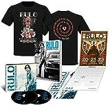 Rulo Y La Contrabanda - Basado En Hechos Reales (Cd Doble + Camiseta S Chica + Libro + Calendario) Edición Firmada