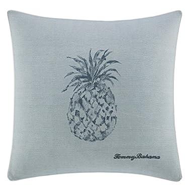 Tommy Bahama 221200 Raw Coast Pineapple 22  Dec Pillow,Blue,22x220