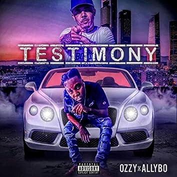 Testimony (feat. Allybo)