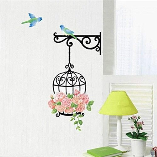 Kolylong Wall Stickers Home Decor Living Room 2016 Wall Sticker Decal Home Decor Vinyle Amovible Sticker Mural 34 * 68cm