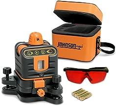 Johnson Level & Tool 40-6502 Rotary Laser Level,