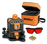 Johnson Level & Tool 40-6502 Rotary Laser Level,