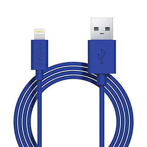 Incipio - Cable de Datos para iPhone e iPad (Conector Lightn