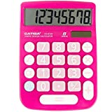 CATIGA CD-8185 Office and Home Style Calculator - 8-Digit LCD Display - Suitable for Desk and On The Move use....