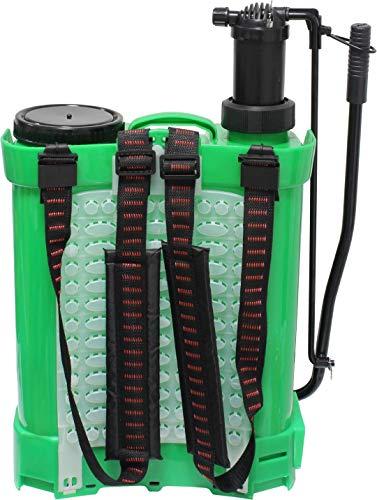 Rucksack-Sprühflasche, 16 l, elektrisch, manuell, 2-in-1