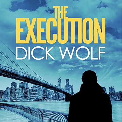 The Execution audiobook cover art
