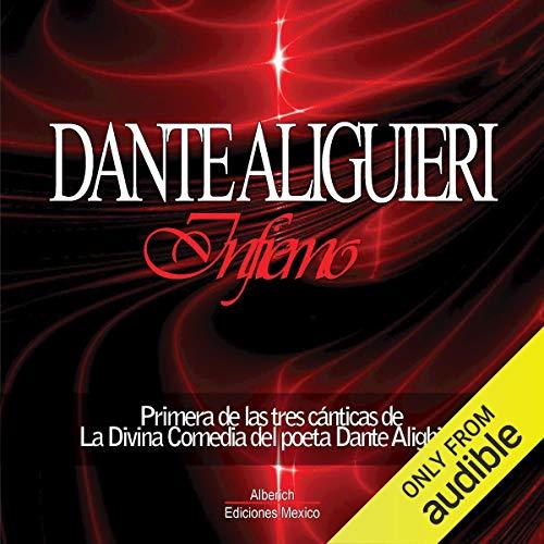 Infierno, La divina comedia (Inferno, The Divine Comedy) audiobook cover art