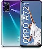 Oppo A72 - Smartphone 128GB, 4GB RAM, Dual Sim, Aurora Purple