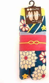 和心★足袋ソックス【着物】レディース靴下 スニーカー丈 23-25cm