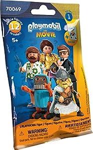 PLAYMOBIL: THE MOVIE Figuras sorpresa (Serie 1), a Partir de 5 Años (70069) , color/modelo surtido