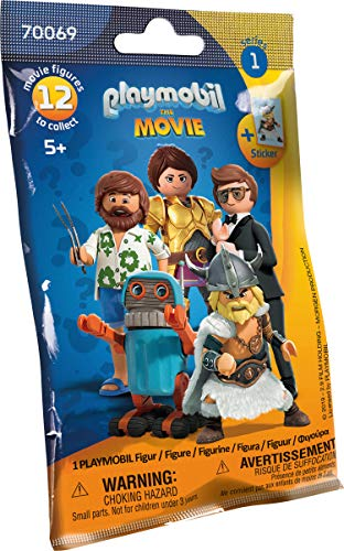PLAYMOBIL:THE MOVIE 70069 Zufalls-Figur (Serie 1), Ab 5 Jahren