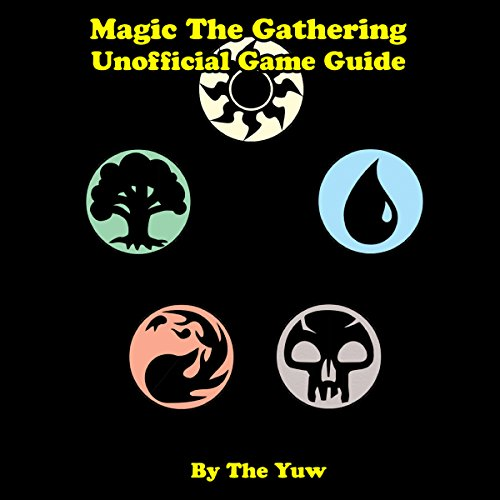 Magic: The Gathering Unofficial Game Guide audiobook cover art
