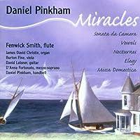 Pinkham;Miracles/Vowels/Elegy