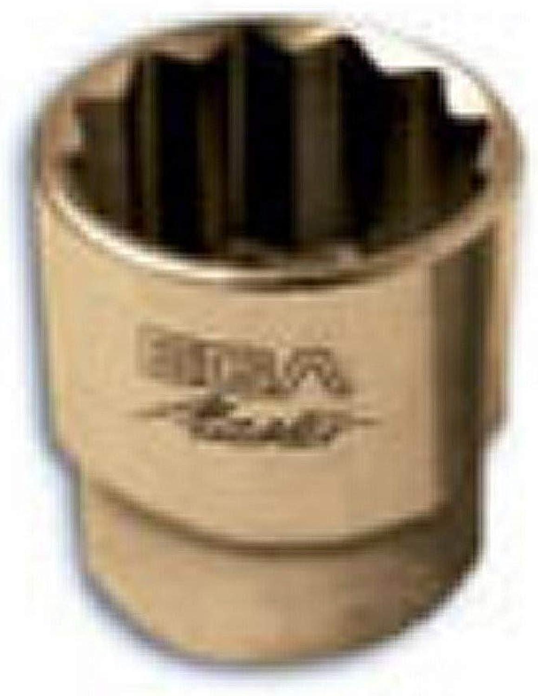 EGA Master 74598 – Steckschlüssel 2,5 2,5 2,5 cm – 60 mm nicht glänzend AL. BRON. (12 Kanten) B017LMLP30 | Verpackungsvielfalt  b8f604