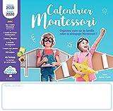 Calendrier Montessori 2019-2020