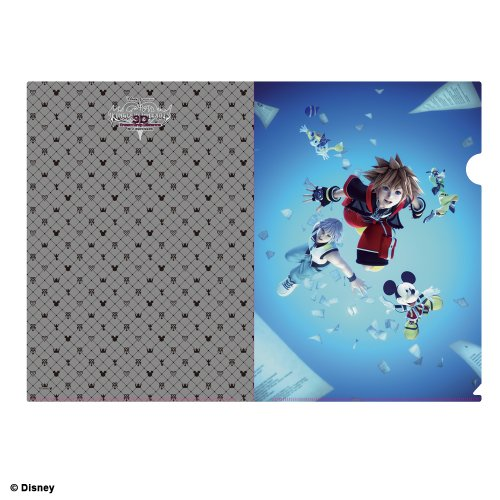 Kingdom Hearts 3D: Dream Drop Distance Clear File C