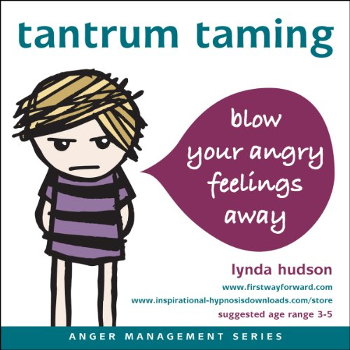Tantrum Taming audiobook cover art